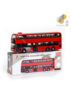 Tiny City 1:110 Diecast Model Car 98 - KMB ADL Enviro500 MMC FL 12.8M
