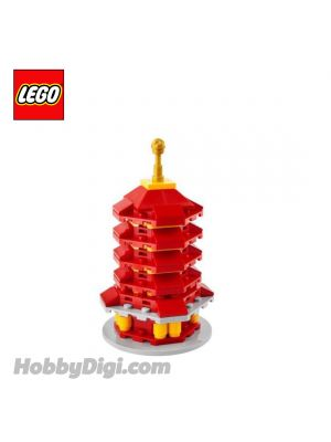 LEGO Seasonal 6349570 : Chinese New Year 2021 Red Pagoda