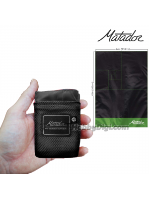 Matador Pocket Blanket 口袋毯 2 - Black