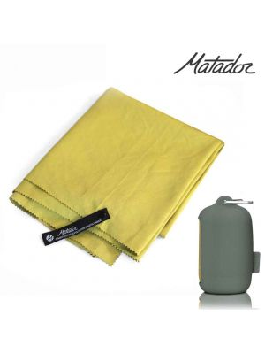 Matador NanoDry Shower Towel 便攜快乾大毛巾 - 黃色