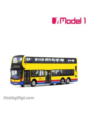 Model 1 1:76 Diecast Model Car- Citybus ADL E500MMC Facelift 12.8m - 6419 rt. 10 North Poing