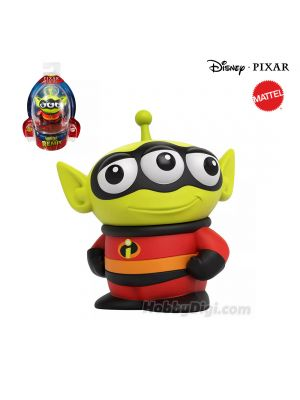 Mattel Disney-Pixar Alien Remix Action Figure -  05 Mr. Incredible