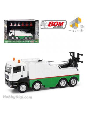 Tiny City X 80M Diecast Model Car - MAN Heavy Recovery Truck