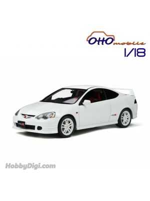 OttO Mobile 1:18 Resin Model Car - Honda Integra DC5 White