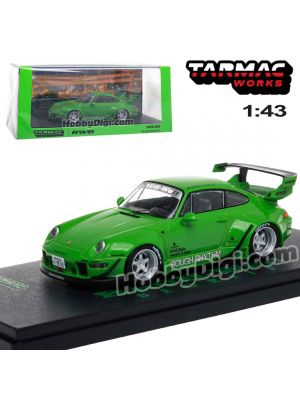Tarmac Works HOBBY43 1:43 合金模型車 - RWB 993 Rough Rhythm