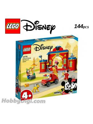 LEGO Disney 10776 : Mickey & Friends Fire Truck & Station