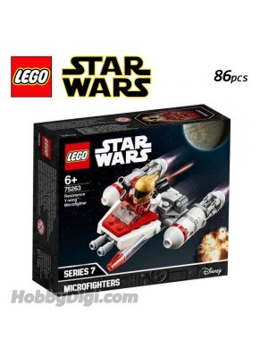 LEGO Star Wars 75263: Resistance Y-wing Microfighter