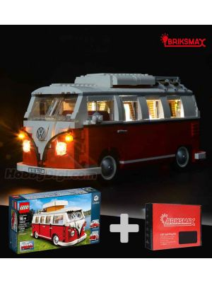 Briksmax Light Kit For + LEGO Creator 10220 : Volkswagen T1 Camper Van