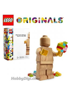 LEGO Originals 853967: Wooden Minifigure