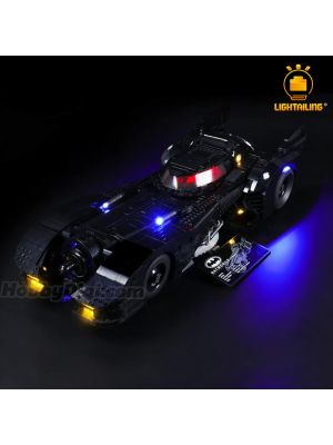 Lightailing Light Kit For LEGO DC Comics Super Heroes 76139 : Batmobile