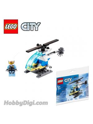 LEGO City Polybag 30367 : Police Helicopter