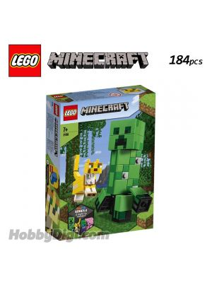 LEGO Minecraft 21156: Creeper with Ocelot
