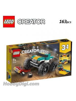 LEGO Creator 31101: Monster Truck