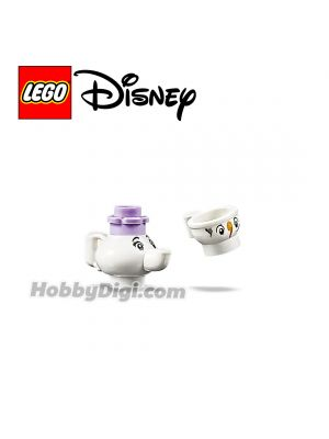LEGO Loose Minifigure Disney : Mrs. Potts and Chip