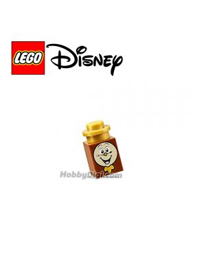 LEGO Loose Minifigure Disney : Cogsworth