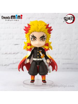 Bandai Figuarts Mini Tamashii Web Shop Exclusive Figure: Rengoku Kyojuro