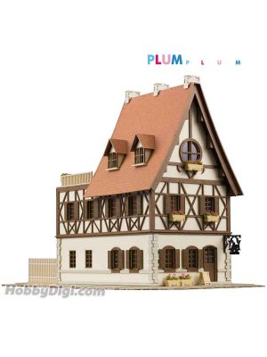 PLUM 1/80 Paper Kit : Anitecture 02 Rabbit House (Big!)