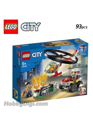 LEGO City 60248: Fire Rescue Helicopter