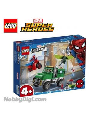 LEGO Marvel Superheroes 76147: Vultures Trucker Robbery