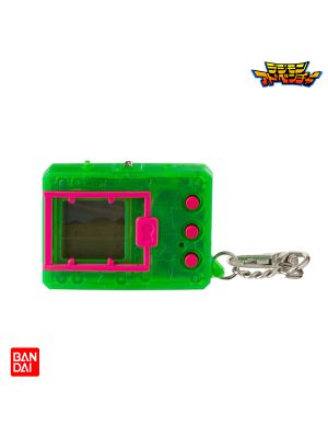 Bandai Digimon Original (Translucent Neon Green)