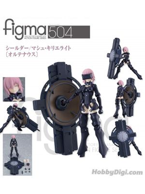 Max Factory Figma - No 504 Shielder/Mash Kyrielight Ortinax