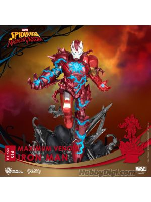Beast Kingdom Marvel D-Stage 066 -  Iron Man