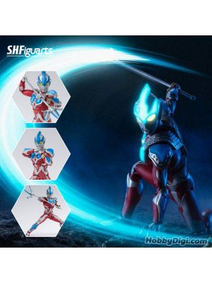 [JP Ver.] Bandai S.H.Figuarts Tamashii Web Shop Exclusive Action Figure: Ultraman Ginga Strium