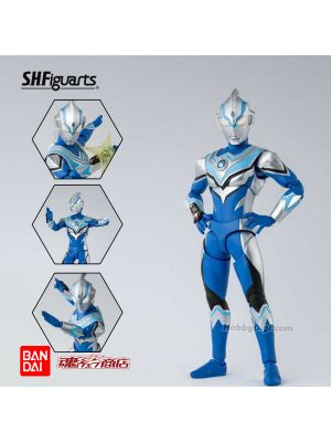 [JP Ver.] Bandai S.H.Figuarts Tamashii Web Shop Exclusive Action Figure: Ultraman Fuma