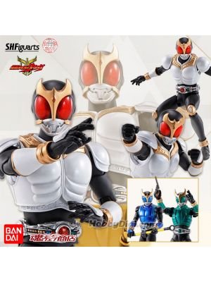 [JP Ver.] Bandai S.H.Figuarts Tamashii Web Shop Exclusive Shinkoccou Seihou Action Figure: Kamen Rider Kuuga Growing Form