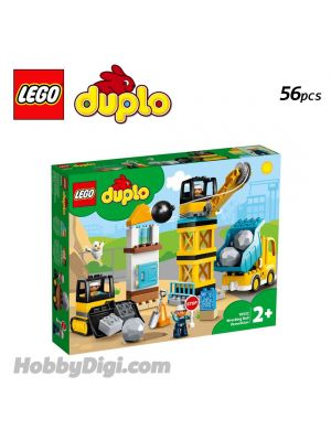 LEGO DUPLO 10932 : Wrecking Ball Demolition