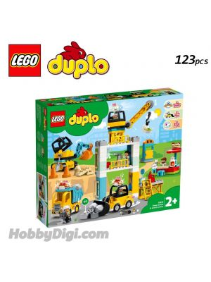 LEGO DUPLO 10933 : Tower Crane & Construction