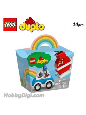 LEGO DUPLO 10957 : Fire Helicopter & Police Car