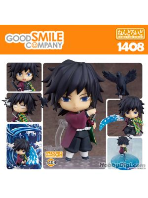 Good Smile GSC Nendoroid - No 1408 Giyu Tomioka