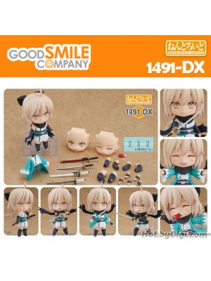 Good Smile GSC Nendoroid - No 1491DX Saber/Okita Souji: Ascension Ver.