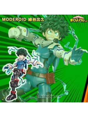 Good Smile Moderoid Model Kit - Izuku Midoriya