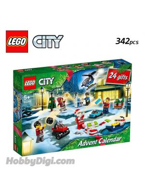 LEGO City 60268 : Advent Calendar 2020