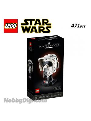 LEGO Star Wars 75305 : Scout Trooper Helmet