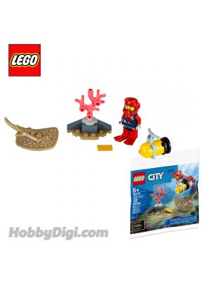 LEGO City Polybag 30370 : Diver