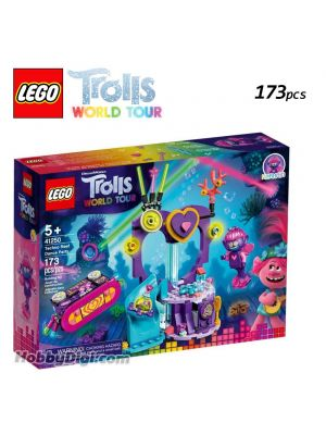 LEGO Trolls World Tour 41250: Techno Reef Dance Party