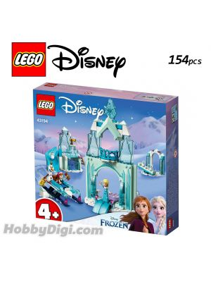 LEGO Disney 43194 : Anna and Elsa's Frozen Wonderland