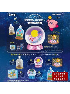 RE-MENT Gashapon - Kirby Terrarium A New Wind for Tomorrow