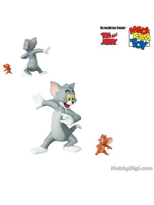 Medicom Toy UDF Tom and Jerry Series 1 PVC Figure - No.600 Tom and Jerry
