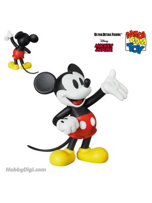 Medicom Toy UDF Disney Series 9 PVC 模型 - No.605 米奇 (Classic)