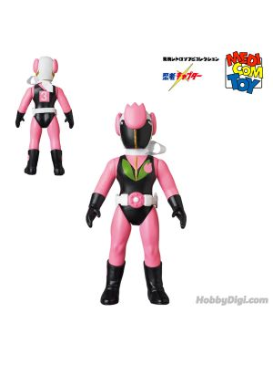 Medicom Toy RetroSofvi Collection PVC Figure - Flower-Ninja Captor 3