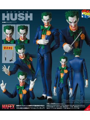 Medicom Toy MAFEX 可動模型 - No.142 小丑 Joker (Batman:HUSH Ver.)《蝙蝠俠Batman》