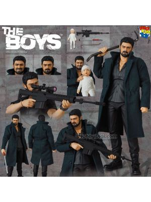 Medicom Toy MAFEX Action Figure - No.154 William `Billy` Butcher