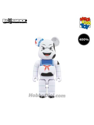 Medicom Toy Be@Rbrick - Stay Puft Marshmallow Man