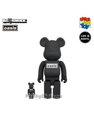 Medicom Toy Be@Rbrick - OASIS 100% & 400%