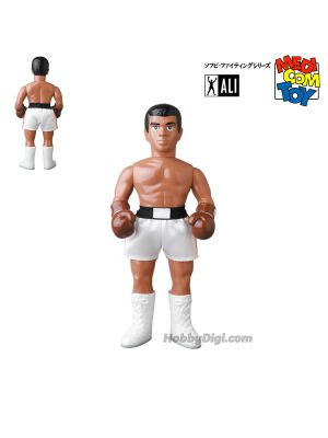 Medicom Toy  (SFS) Sofvi Fighting Series PVC Figure - Muhammad Ali (Variant Ver.)