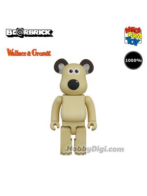Medicom Toy Be@Rbrick - Gromit 1000%